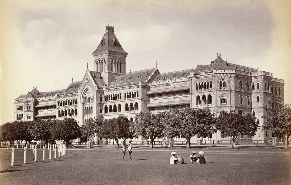 The Secretariat [Bombay].